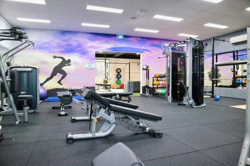 Gym Graphics
